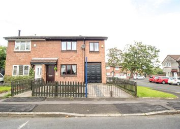 Thumbnail 4 bedroom semi-detached house for sale in Kilsby Close, Farnworth, Bolton