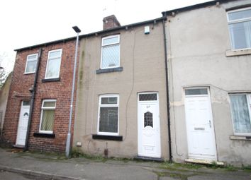 Thumbnail 2 bed terraced house for sale in Henshall Street, Barnsley, South Yorkshire