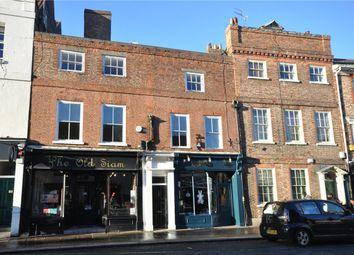 Thumbnail 4 bed maisonette for sale in Micklegate, York