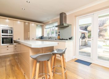 Thumbnail 5 bed detached house for sale in Maes Y Rhiw Court, Greenmeadow, Cwmbran