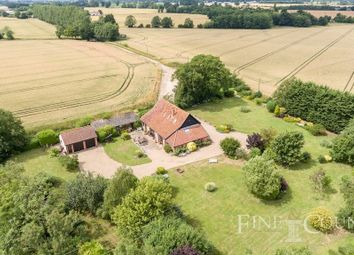 Thumbnail 5 bed barn conversion for sale in Lopham Road, Kenninghall, Norwich