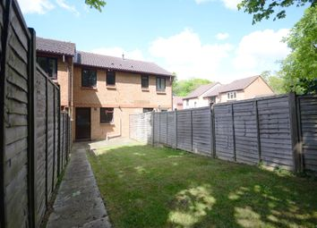 Thumbnail 2 bed terraced house to rent in Great Oaks Chase, Chineham, Basingstoke