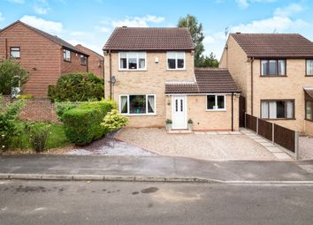 Thumbnail 4 bed detached house for sale in Peppers Drive, Kegworth, Derby