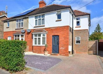 Thumbnail 4 bed semi-detached house to rent in Queens Road, Haywards Heath