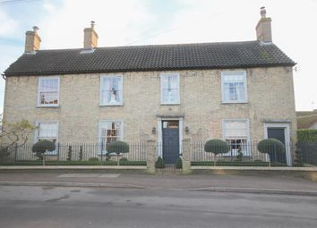 Thumbnail 4 bed semi-detached house for sale in Main Street, Little Downham, Ely