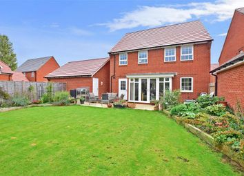 Thumbnail 4 bed detached house for sale in Poppy Way, Havant, Hampshire