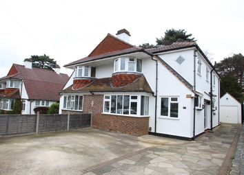 Thumbnail 5 bed semi-detached house for sale in Willett Way, Petts Wood, Orpington