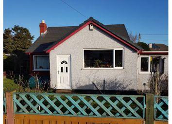 Thumbnail 3 bed detached bungalow for sale in Lon Capel, Dwyran