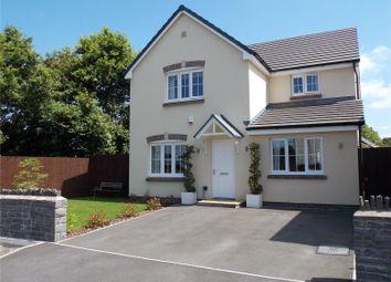 Thumbnail 4 bedroom detached house for sale in Castleton Grove, Haverfordwest, Pembrokeshire