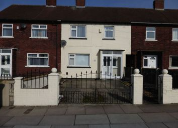 Thumbnail 3 bed terraced house to rent in Aintree Road, Bootle
