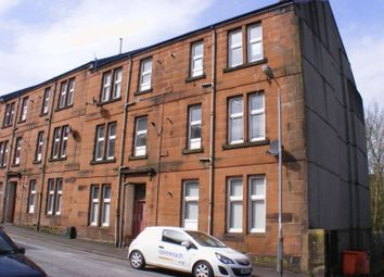 Thumbnail 1 bedroom flat for sale in Barnes Street, Barrhead, Glasgow