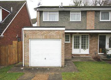 Thumbnail 3 bedroom semi-detached house to rent in Garden Lane, Royston