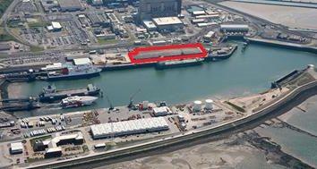Thumbnail Light industrial to let in Warehouse, Heysham Port, Heysham
