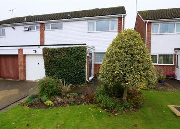 Thumbnail 3 bed semi-detached house for sale in May Lane, Bilton, Rugby