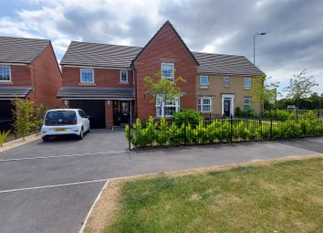 Thumbnail 4 bed detached house for sale in Cypress Crescent, St. Mellons, Cardiff