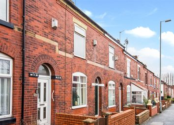 Thumbnail 2 bed terraced house for sale in Wellington Road, Swinton, Manchester