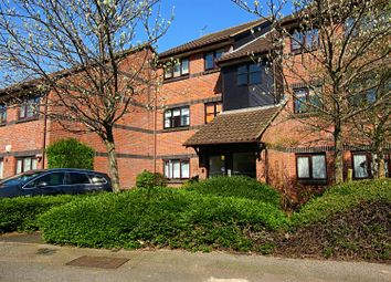 Thumbnail 2 bed flat for sale in Welsummer Way, Cheshunt, Waltham Cross