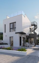 Thumbnail 3 bed villa for sale in Orihuela Costa, Orihuela Costa, Alicante, Valencia, Spain