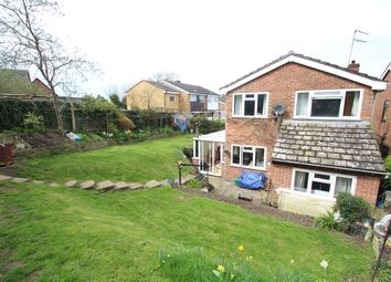 Thumbnail 3 bed detached house for sale in Wayside Close, Stowmarket