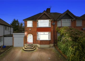 3 bed semi-detached house for sale in Roding View, Buckhurst Hill, Essex IG9