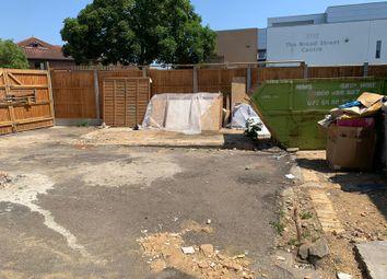 Thumbnail Land to let in Broad Street, Dagenham