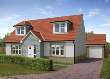 """Thumbnail 3 bed detached house for sale in """"Dursley"""" at Lempockwells Road, Pencaitland, Tranent"""