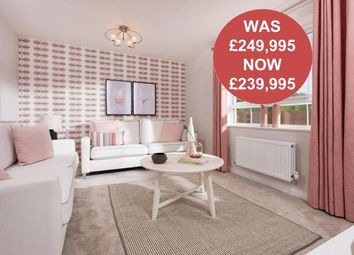 """Thumbnail 3 bedroom semi-detached house for sale in """"Moresby"""" at Woodcock Square, Mickleover, Derby"""