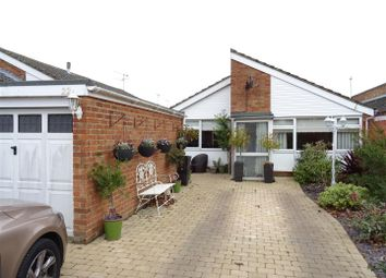 Thumbnail 2 bedroom detached bungalow for sale in Crowland Close, Ipswich