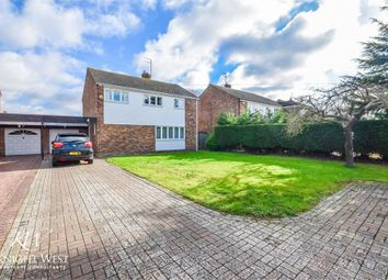 Thumbnail 4 bed detached house for sale in Orchard Close, Copford, Colchester, Essex