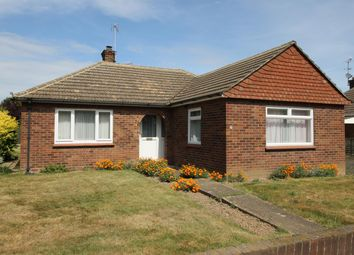 Thumbnail Detached bungalow to rent in Baden Powell Drive, Colchester