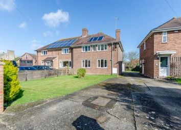 Thumbnail 3 bed semi-detached house for sale in Haslingfield, Cambridge, Cambridgeshire