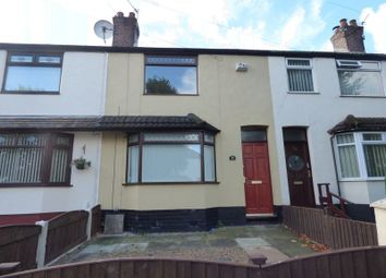 Thumbnail 2 bed terraced house to rent in West Avenue, Warrington