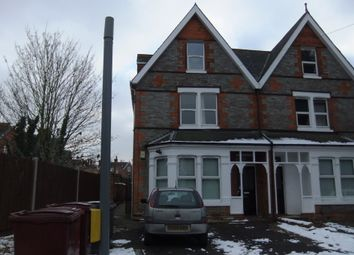 Thumbnail 5 bedroom semi-detached house to rent in Christchurch Road, Reading