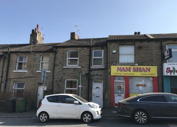 Thumbnail 1 bed terraced house for sale in Blackmoorfoot Road, Crosland Moor, Huddersfield, West Yorkshire