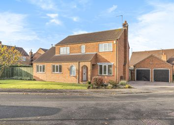 Thumbnail 4 bed detached house for sale in Godwins Way, Stamford Bridge, York