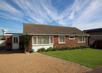 Thumbnail 4 bed detached bungalow for sale in Bure Close, Caister On Sea, Great Yarmouth