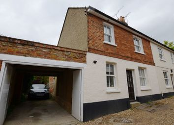 Thumbnail 2 bed semi-detached house to rent in Fox Yard, Farnham