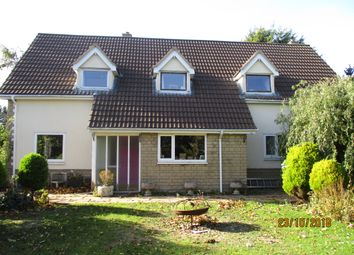 Thumbnail 4 bed detached house to rent in Priestwells Close, Greetham