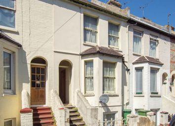 Thumbnail 2 bed terraced house for sale in Bradstone Avenue, Folkestone