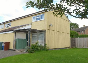 Thumbnail 3 bed end terrace house for sale in Sycamore Road, Ambrosden, Bicester