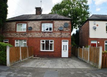 Thumbnail 2 bed semi-detached house for sale in Back Bower Lane, Gee Cross, Hyde
