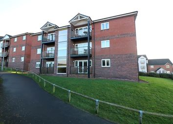 Thumbnail 2 bedroom flat to rent in Pennine View Close, Carlisle, Cumbria