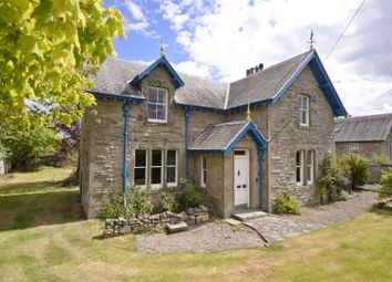 Thumbnail 3 bed detached house for sale in Old Bongate, Jedburgh