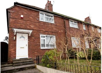 Thumbnail 2 bed town house for sale in Orme Road, Newcastle