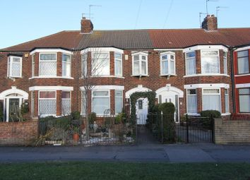 Thumbnail 3 bedroom terraced house for sale in Priory Road, Hull