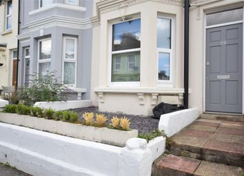 Thumbnail 3 bed terraced house to rent in St. Georges Road, Hastings, East Sussex