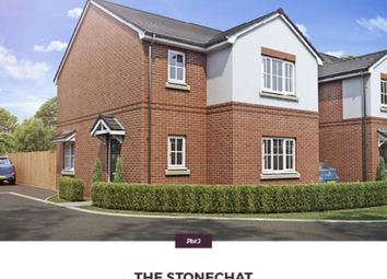 Thumbnail 3 bed detached house for sale in Lockett Close, Marshside, Southport