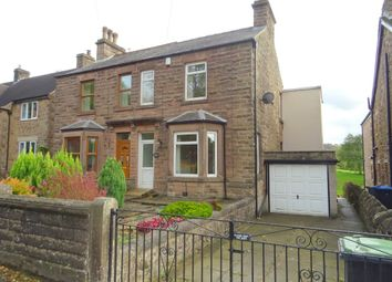 Thumbnail 3 bed semi-detached house to rent in Cromford Road, Wirksworth, Matlock