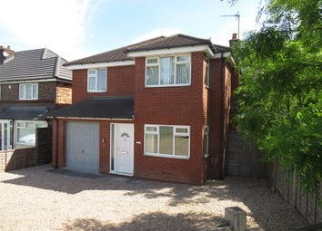 Thumbnail 3 bed detached house for sale in Lichfield Road, Coleshill, Birmingham