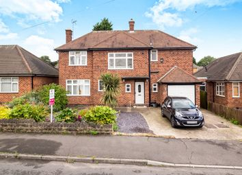 Thumbnail 4 bedroom detached house for sale in Prestwood Drive, Nottingham